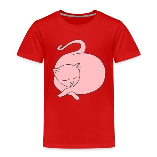 Katzentraum - Kinder Premium T-Shirt