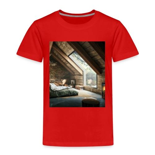 Schönes Zimmer - Kinder Premium T-Shirt