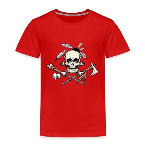Depositphotos 42906949 stock de Ilustración el indi - Camiseta premium niño