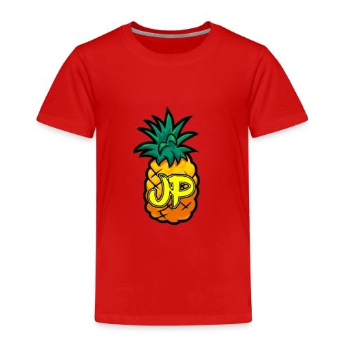 Just Pine Logo Yellow - Kids' Premium T-Shirt