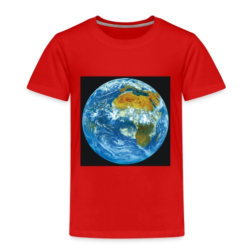 Welt - Kinder Premium T-Shirt