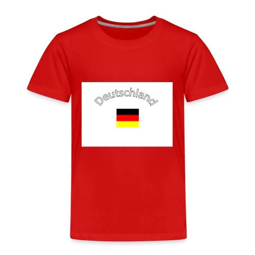 Deutschland Fußball - Kinder Premium T-Shirt