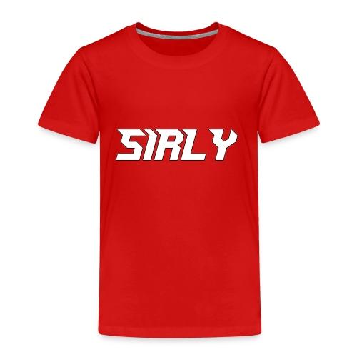 S1RLY Logo - Premium-T-shirt barn