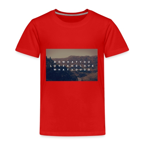 Life - Premium-T-shirt barn