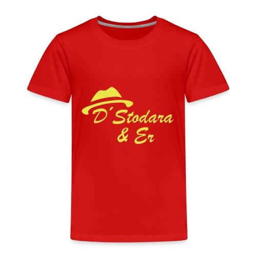 stodara er logo - Kinder Premium T-Shirt