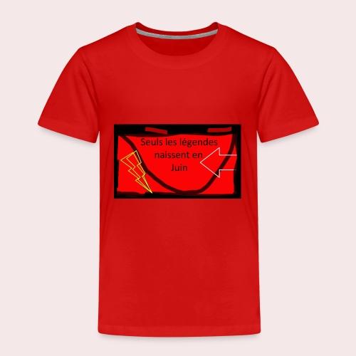 Légendes - T-shirt Premium Enfant