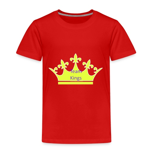 Team King Crown - Kids' Premium T-Shirt