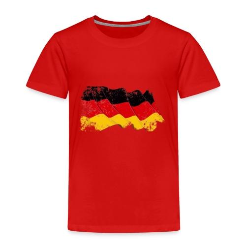 Deutschland Flagge - Kinder Premium T-Shirt