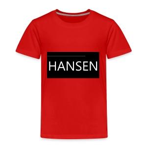 HANSENLOGO - Børne premium T-shirt
