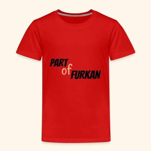 LOGO PARTofFURKAN - Kids' Premium T-Shirt
