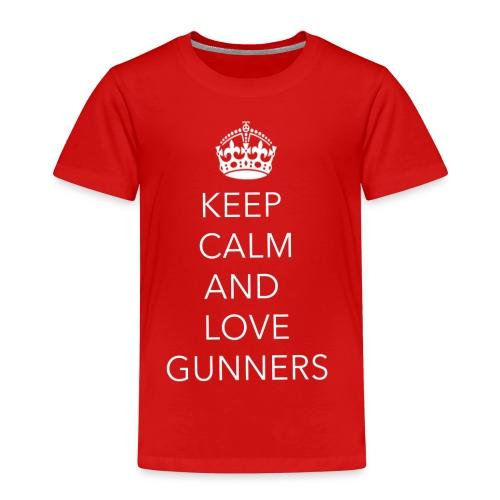 TemplateTShirts 1 Gunners - Kids' Premium T-Shirt