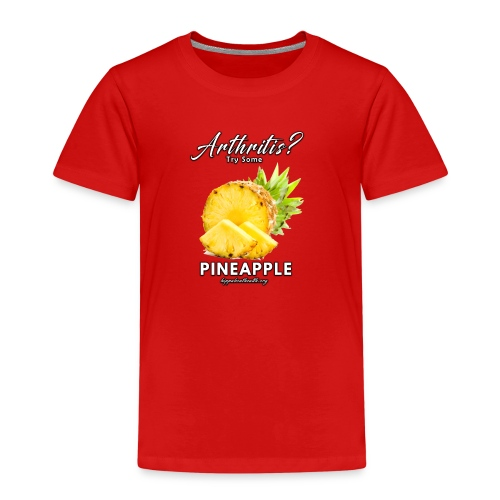 HIPP for Pineapple - Kids' Premium T-Shirt
