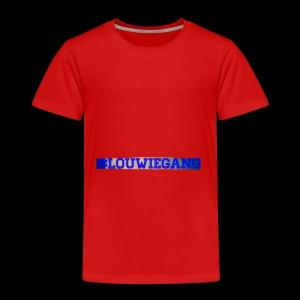 Louwie gang - Premium-T-shirt barn