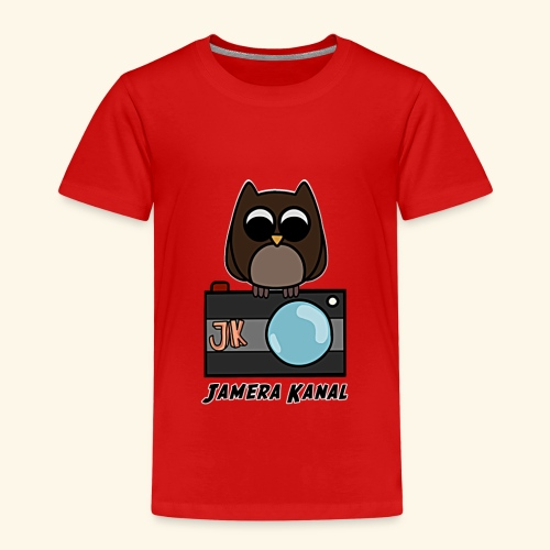 Die Jamera Eule - Kinder Premium T-Shirt