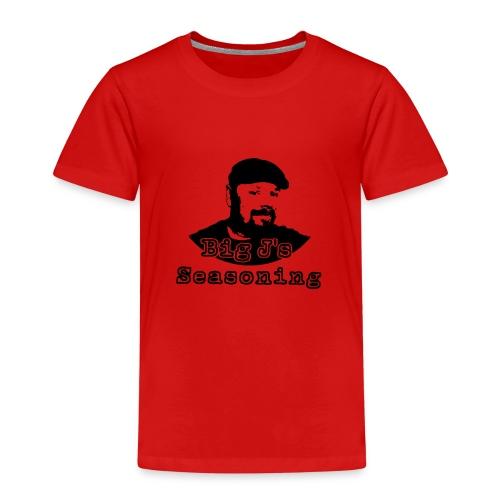 Big Js Supporter Shirt - Kinder Premium T-Shirt