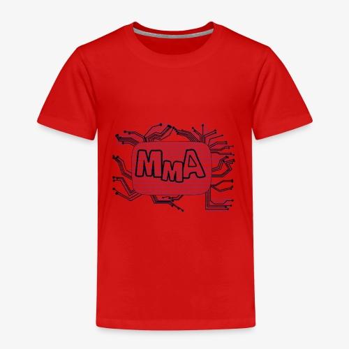 MMA Logo Digitalizasjon! - Premium T-skjorte for barn