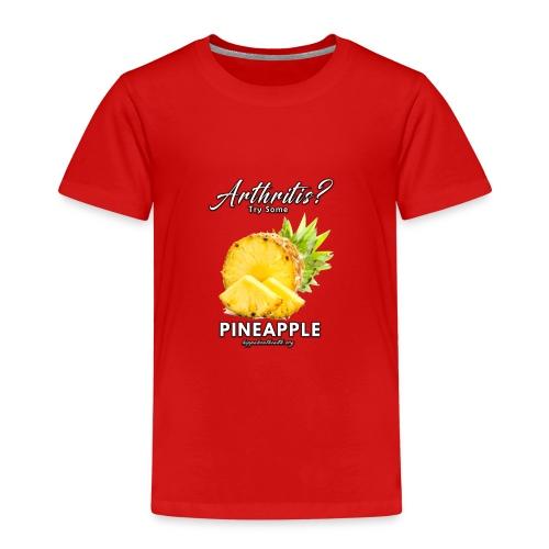 HIPP for Pineapple - Kids' Premium T-Shirt