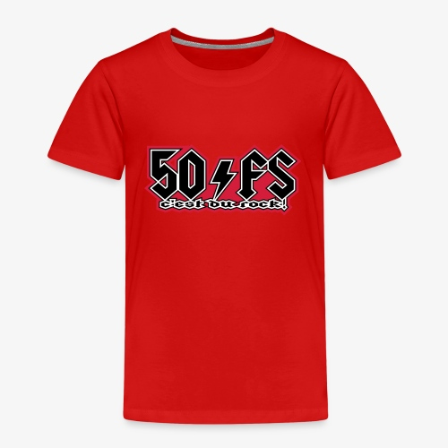 FIFTYFRIENDS c est du rock - T-shirt Premium Enfant