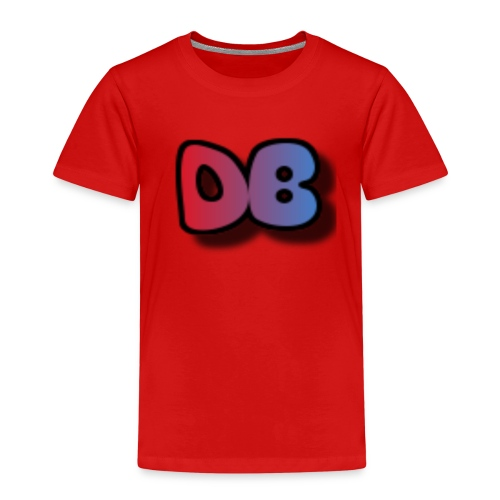 Double Games DB - Kinderen Premium T-shirt