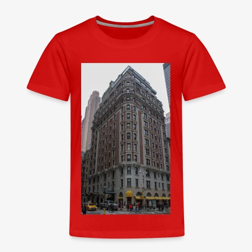 ein Haus in New York - Kinder Premium T-Shirt