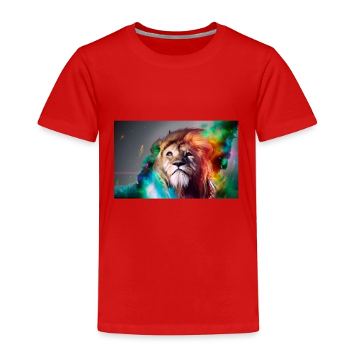hero lion - T-shirt Premium Enfant
