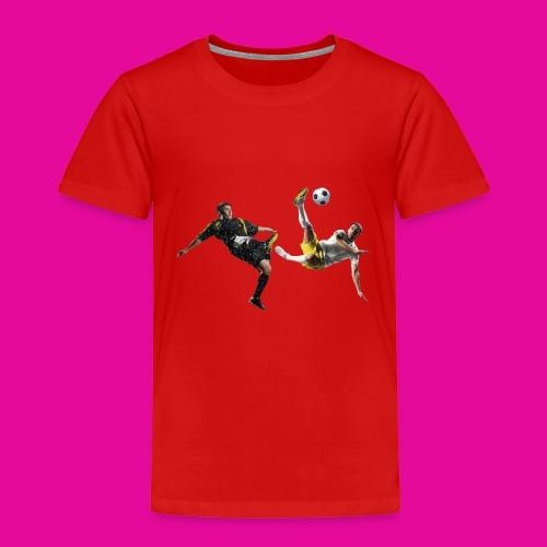 12 soccer player - Kinder Premium T-Shirt