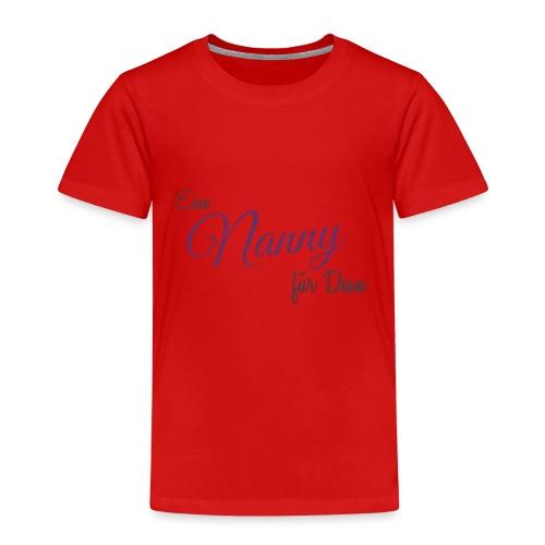 Schriftzug ENfD - Kinder Premium T-Shirt