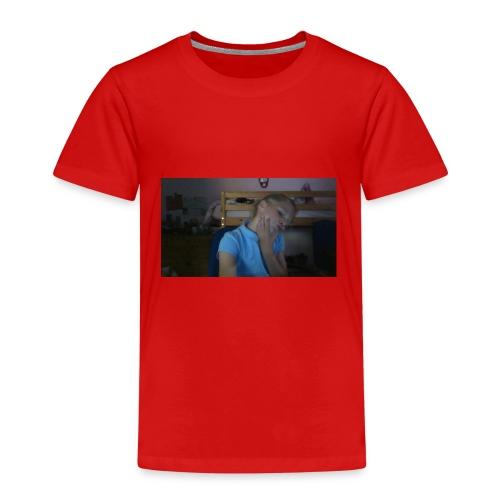 pink lazy hoodie - Kids' Premium T-Shirt