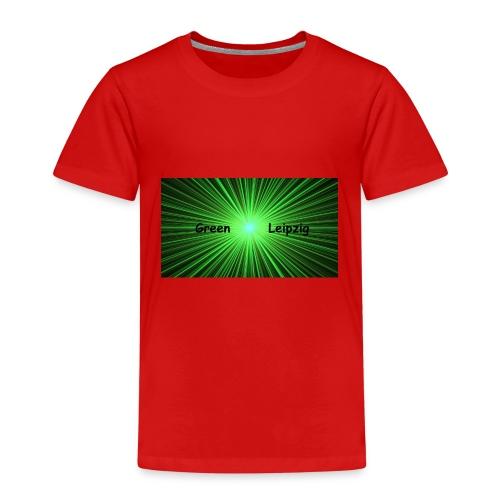Green Leipzig - Kinder Premium T-Shirt