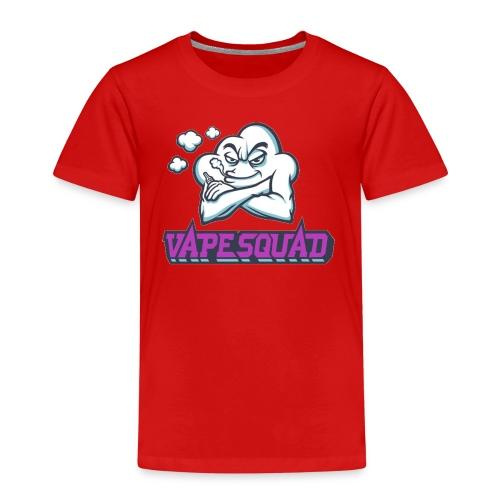 Vape Squad Logo Mixer - Kids' Premium T-Shirt