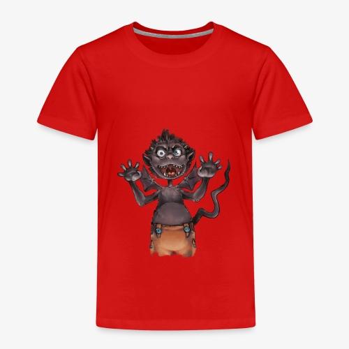 Furgo Flammenfurz - Kinder Premium T-Shirt