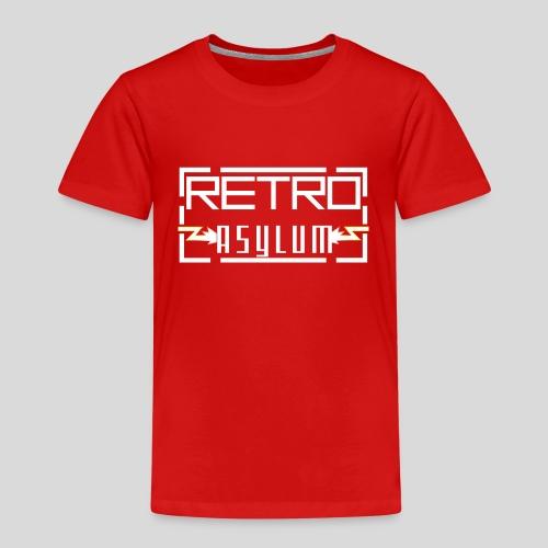Classic RA logo design - Kids' Premium T-Shirt