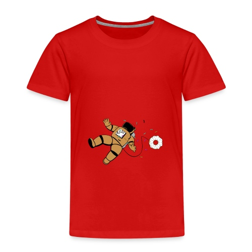 Astronautnut - Kinder Premium T-Shirt