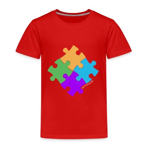 SICTVOO - T-shirt Premium Enfant