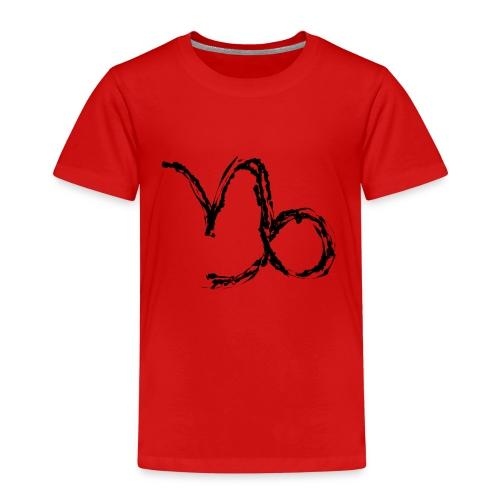 Sternzeichen: Steinbock - Kinder Premium T-Shirt