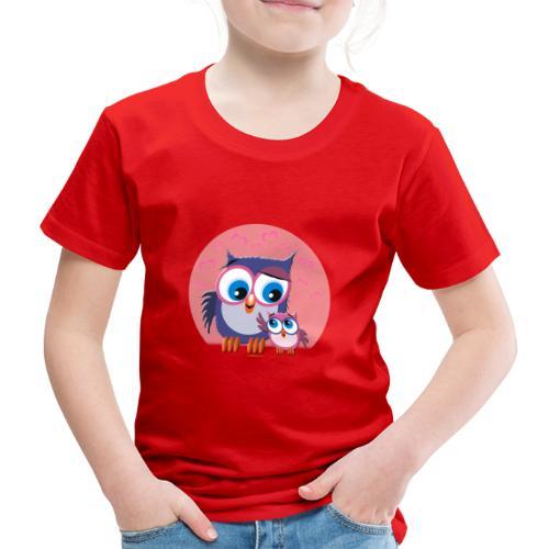 10-31 OWLS - PÖLLÖT - Lasten premium t-paita