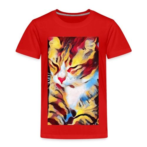 Streetcat Honey - Kinder Premium T-Shirt