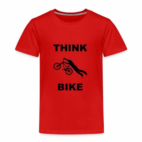 THINK BIKE - Kids' Premium T-Shirt