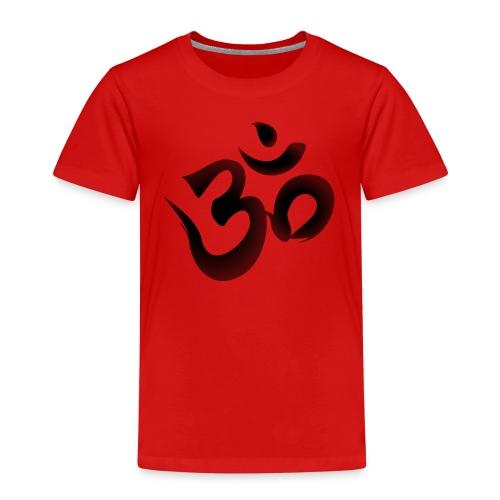 OM Mantra Joga - Kinder Premium T-Shirt