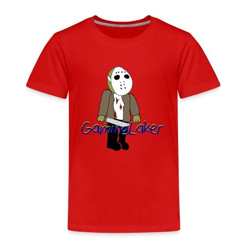 GamingLaker Variante 2 - Kinder Premium T-Shirt