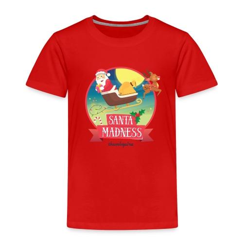Santa Madness winner - Maglietta Premium per bambini