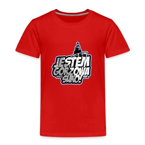 Jestem-Z-Gorzowa-Suko! - Koszulka dziecięca Premium