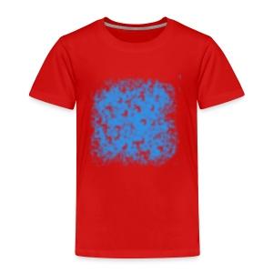 blaue wolke - Kinder Premium T-Shirt