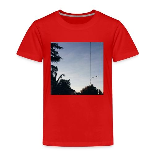 Sky Tee - Maglietta Premium per bambini