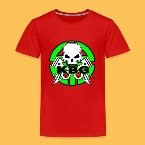 KBG BIMBO - Maglietta Premium per bambini