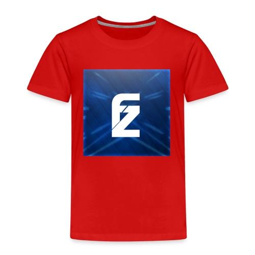FLeXzZ_Logo_YT - Kinderen Premium T-shirt
