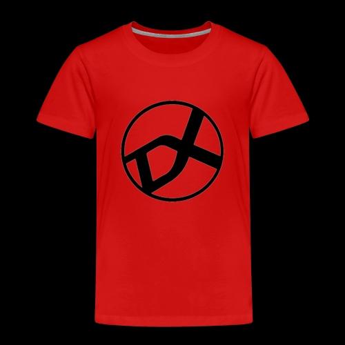 DX Logo black - Kinder Premium T-Shirt