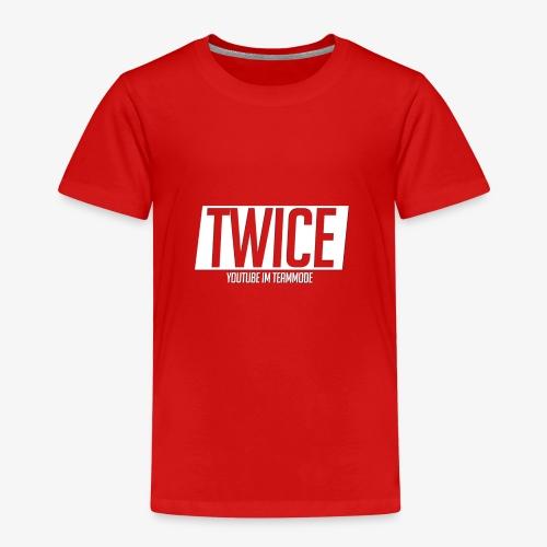 TwiceTM Youtube im Teammode - Kinder Premium T-Shirt
