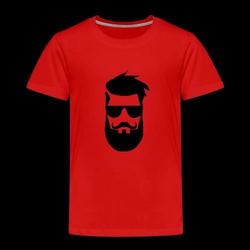 chadmanendez Face - Kids' Premium T-Shirt