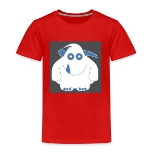 Pinky Monster - Kids' Premium T-Shirt
